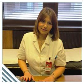 Primarius dr Kristina Kostić - Kolegium Medic